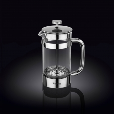 Thermo Glass French Press in Colour Box WL‑551011/1C, fig. 1