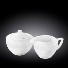 Sugar Bowl & Creamer Set: <br>Sugar Bowl & Creamer <br>WL-880112/2C, fig. 1