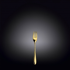 Pastry Fork 2 pcs (Golden Colour) <br>on Blister Pack <br>WL-999166/2B, fig. 1