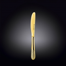 Dessert Knife (Golden Colour) <br>on Blister Pack <br>WL-999236/1B, fig. 1