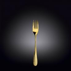 Dessert Fork Set 2 pcs (Golden Colour) on Blister Pack <br>WL-999237/2B, fig. 1