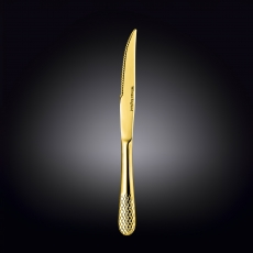 Steak Knife (Golden Colour) <br>on Blister Pack <br>WL-999246/1B, fig. 1