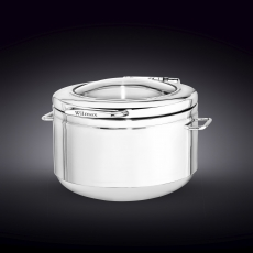 Glass Lid Round Chafer WL‑559932/A, fig. 1