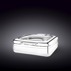 Glass Lid Square Chafer WL‑559934/A, fig. 1