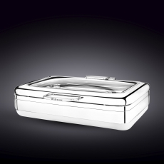 Glass Lid Rectangular Chafer WL‑559935/A, fig. 1