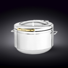 Glass Lid Round Chafer WL‑559942/A, fig. 1