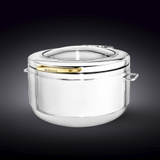 Glass Lid Round Chafer WL‑559943/A, fig. 1