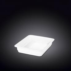 Rectangular Gastronorm 1/2 WL‑997203/A, fig. 1
