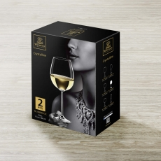Wine Glass Set of 2 in Colour Box WL‑888003/2C, fig. 2