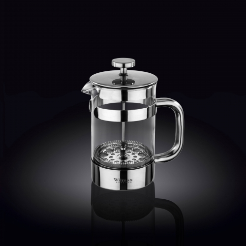 Thermo Glass French Press in Colour Box WL-551010/1C, fig. 3