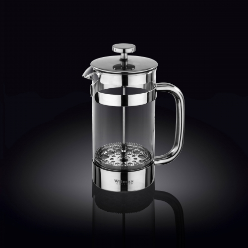 Thermo Glass French Press in Colour Box WL-551011/1C, fig. 3