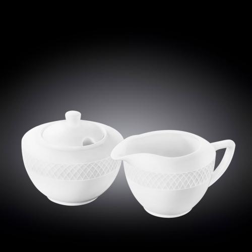 Sugar Bowl & Creamer Set WL‑880112/2C, fig. 3