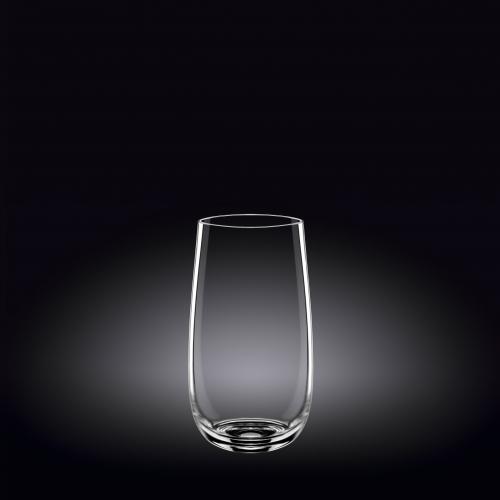 Longdrink Glass Set of 6 in Plain Box WL‑888022/6A, fig. 3