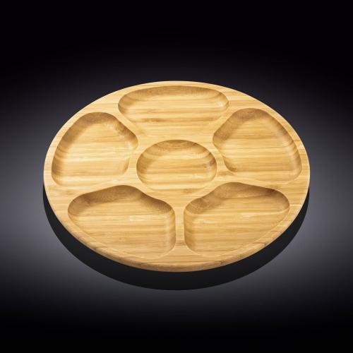 Round Divided Platter <br>WL-771227/A, fig. 3