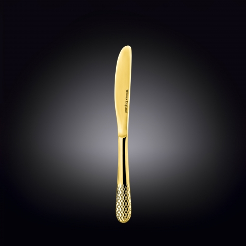 Dessert Knife (Golden Colour) on Blister Pack WL-999236/1B, fig. 3