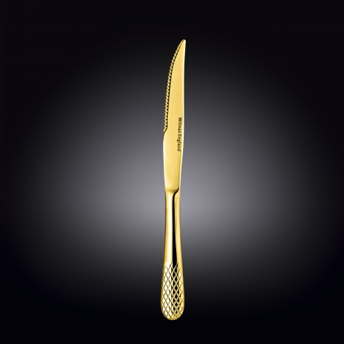 Steak Knife (Golden Colour) on Blister Pack WL-999246/1B, fig. 3