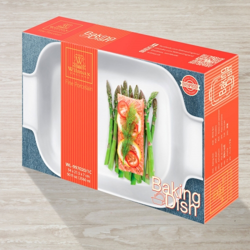 Baking Dish With Handles WL‑997020/1C, fig. 2