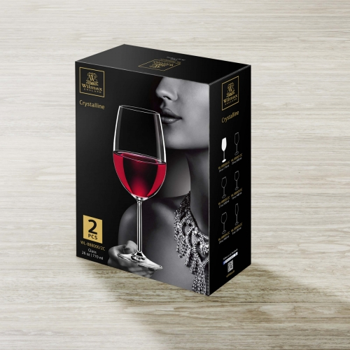 Wine Glass Set of 2 in Colour Box WL‑888000/2C, fig. 4