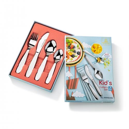 4 pcs Kids Set in Gift Box WL‑999901/4G, fig. 3