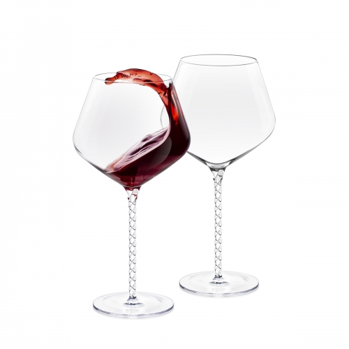 Wine Glass Set of 2 in Colour Box WL‑888103/2С, fig. 5