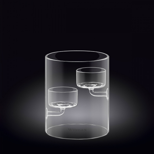 Candle Holder for 2 Tealights WL-888905/A, fig. 1