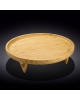 Round Platter with Legs WL-771233/A, fig. 1
